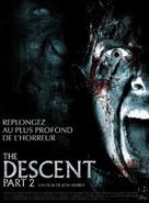 The Descent: Part 2 - French Movie Poster (xs thumbnail)
