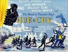 Hue and Cry - British Movie Poster (xs thumbnail)