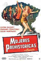 Prehistoric Women - Argentinian Movie Poster (xs thumbnail)