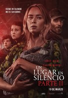 A Quiet Place: Part II - Argentinian Movie Poster (xs thumbnail)