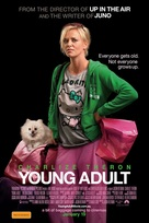 Young Adult - Australian Movie Poster (xs thumbnail)