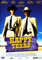 Happy, Texas - French DVD cover (xs thumbnail)