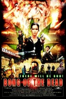 Bong of the Dead - Movie Poster (xs thumbnail)