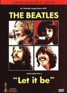 Let It Be - British DVD movie cover (xs thumbnail)