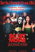 Scary Movie - German Movie Cover (xs thumbnail)