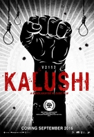 Kalushi: The Story of Solomon Mahlangu - South African Movie Poster (xs thumbnail)