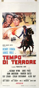 Welcome to Hard Times - Italian Movie Poster (xs thumbnail)