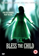 Bless the Child - British DVD movie cover (xs thumbnail)