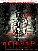 Intruder - French Movie Cover (xs thumbnail)