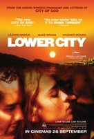 Cidade Baixa - Singaporean poster (xs thumbnail)