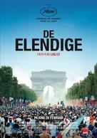 Les misérables - Norwegian Movie Poster (xs thumbnail)