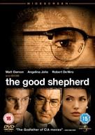 The Good Shepherd - British Movie Cover (xs thumbnail)