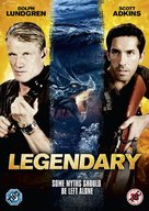 Legendary: Tomb of the Dragon - British DVD movie cover (xs thumbnail)