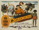 Crosswinds - Movie Poster (xs thumbnail)