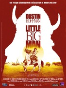Little Big Man - French Re-release movie poster (xs thumbnail)