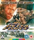 The Delta Force - British Blu-Ray cover (xs thumbnail)