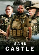 Sand Castle - British Movie Cover (xs thumbnail)