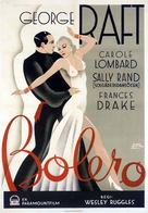 Bolero - Swedish Movie Poster (xs thumbnail)