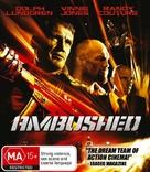 Ambushed - Australian Blu-Ray movie cover (xs thumbnail)