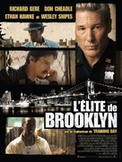 Brooklyn's Finest - French Movie Poster (xs thumbnail)