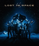 Lost in Space - German Blu-Ray cover (xs thumbnail)