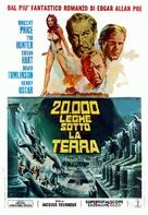 The City Under the Sea - Italian Movie Poster (xs thumbnail)