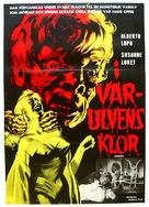 Seddok, l'erede di Satana - Swedish Movie Poster (xs thumbnail)