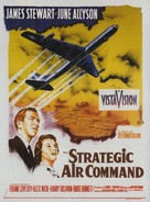 Strategic Air Command - French Movie Poster (xs thumbnail)