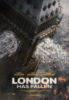 London Has Fallen - Canadian Movie Poster (xs thumbnail)