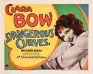 Dangerous Curves - Movie Poster (xs thumbnail)