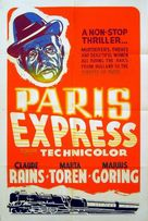 The Man Who Watched the Trains Go By - Movie Poster (xs thumbnail)