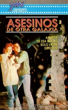 Killer Klowns from Outer Space - Argentinian VHS cover (xs thumbnail)