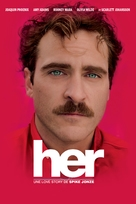 Her - French Movie Cover (xs thumbnail)