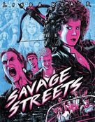 Savage Streets - Movie Cover (xs thumbnail)