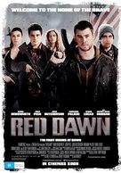 Red Dawn - Australian Movie Poster (xs thumbnail)