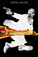 The Transporter - DVD movie cover (xs thumbnail)