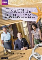 """Death in Paradise"" - DVD movie cover (xs thumbnail)"
