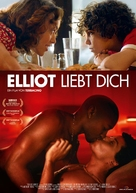 Elliot Loves - German Movie Poster (xs thumbnail)