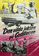 Corniaud, Le - Swedish Movie Poster (xs thumbnail)