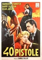 Forty Guns - Italian Movie Poster (xs thumbnail)