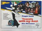 Travels with My Aunt - Movie Poster (xs thumbnail)