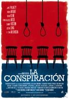 The Conspirator - Spanish Movie Poster (xs thumbnail)