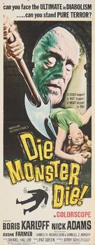 Die, Monster, Die! - Movie Poster (xs thumbnail)