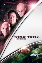 Star Trek: Nemesis - DVD movie cover (xs thumbnail)