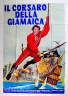 Swashbuckler - Italian Movie Poster (xs thumbnail)