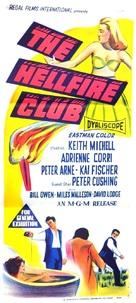 The Hellfire Club - Australian Movie Poster (xs thumbnail)