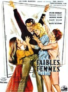Faibles femmes - French Movie Poster (xs thumbnail)