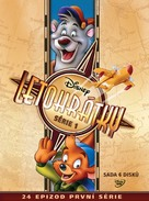 """""""TaleSpin"""" - Czech DVD movie cover (xs thumbnail)"""