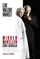 The Good Liar - Estonian Movie Poster (xs thumbnail)