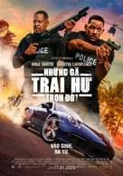Bad Boys for Life - Vietnamese Movie Poster (xs thumbnail)
